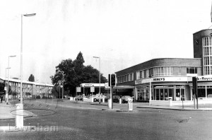 Henly's Garage, Whitefoot Lane, Southend