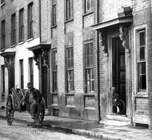 Houses In Albury Street Deptford
