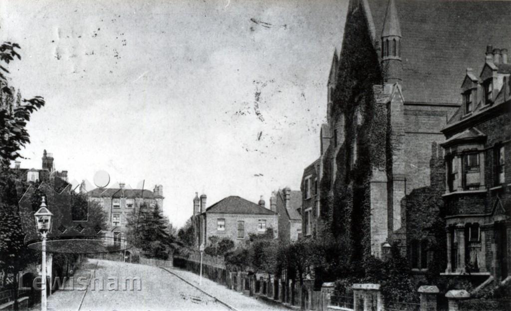 Waldenshaw Road