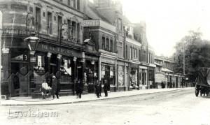 Shops In Lee Road, Lee, Lewisham