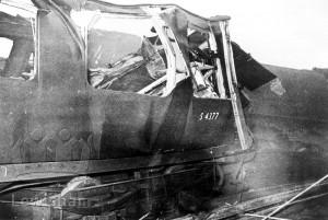 Collision At St John's Station