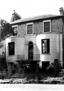 Ashbury Cottage, 62 Honor Oak Road, Forest Hill, Lewisham
