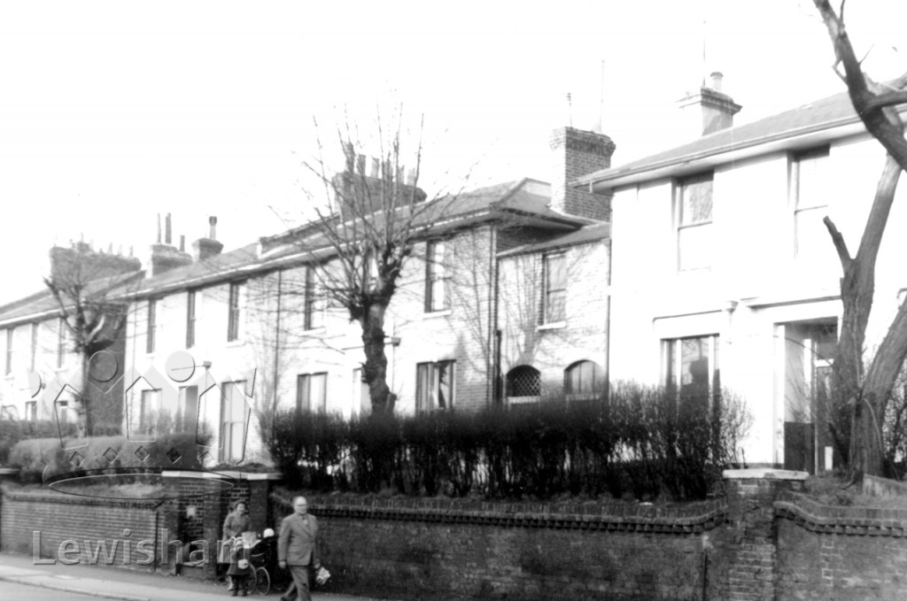 Lee High Road Showing Nos 117 111, 43
