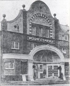 Park Cinema, Hither Green Lane