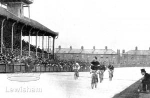 Catford Cycling Club, Racetrack