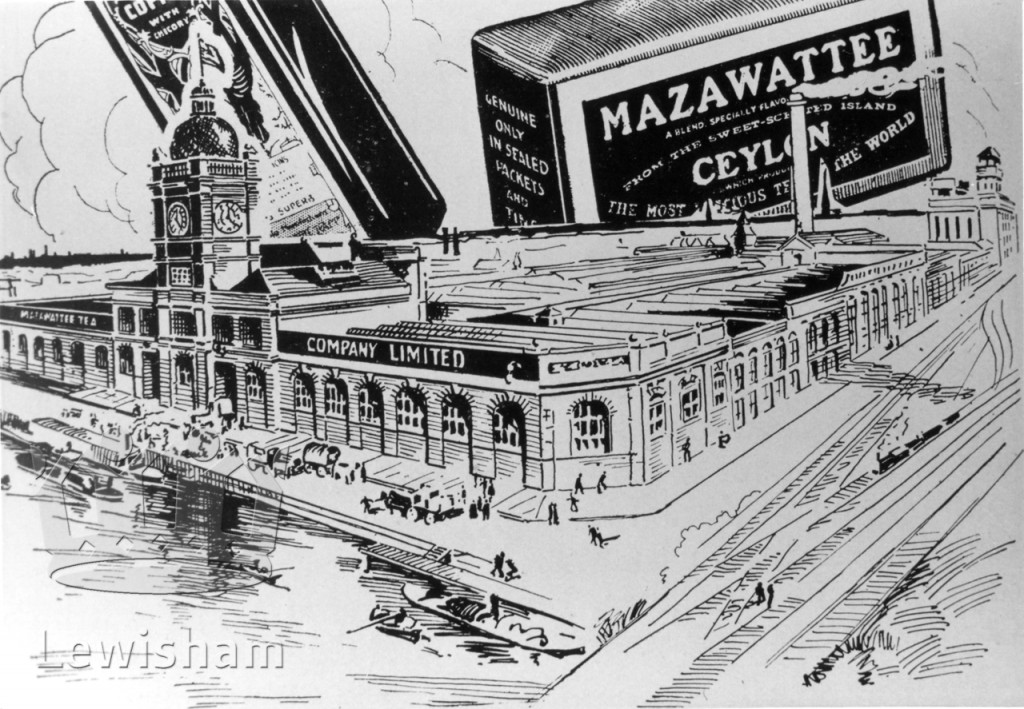 Mazawattee Tea Co Ltd, New Cross
