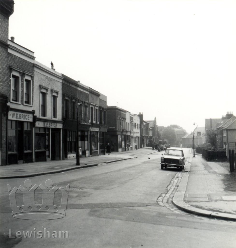 Wells Park Road