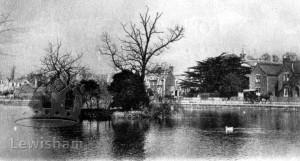 Southend Pond no caption