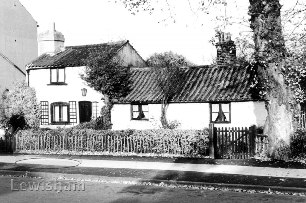 Nos 163 5 Burnt Ash Hill (The Charcoal Burners' Cottages)