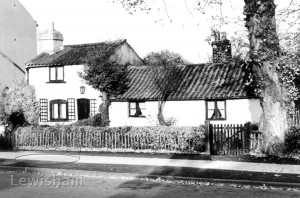 Nos 163 5 Burnt Ash Hill (The Charcoal Burners' Cottages)