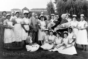 Grove Park Hospital Prize giving