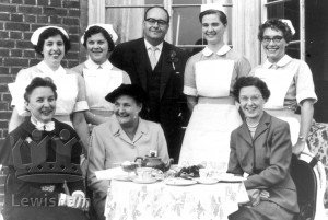 Group At Prize giving, Grove Park Hospital
