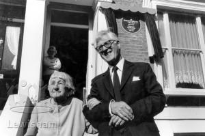 Barnes Wallis Plaque Unveiling Ceremony