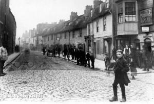 Old Mill Lane, Deptford