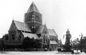 St Laurence's Church, Catford Road, Catford, Lewisham