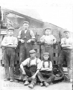 Brockley, Brickmakers