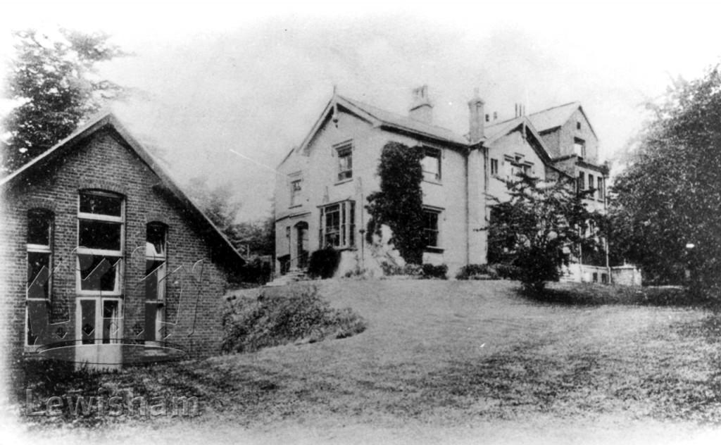 St John's Hospital, Lewisham Garden & Nurses' Home