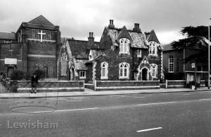 St John's School, Bromley Road