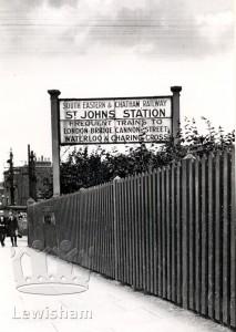 St. John's Station