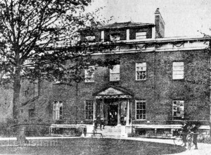 Manor House, Lee