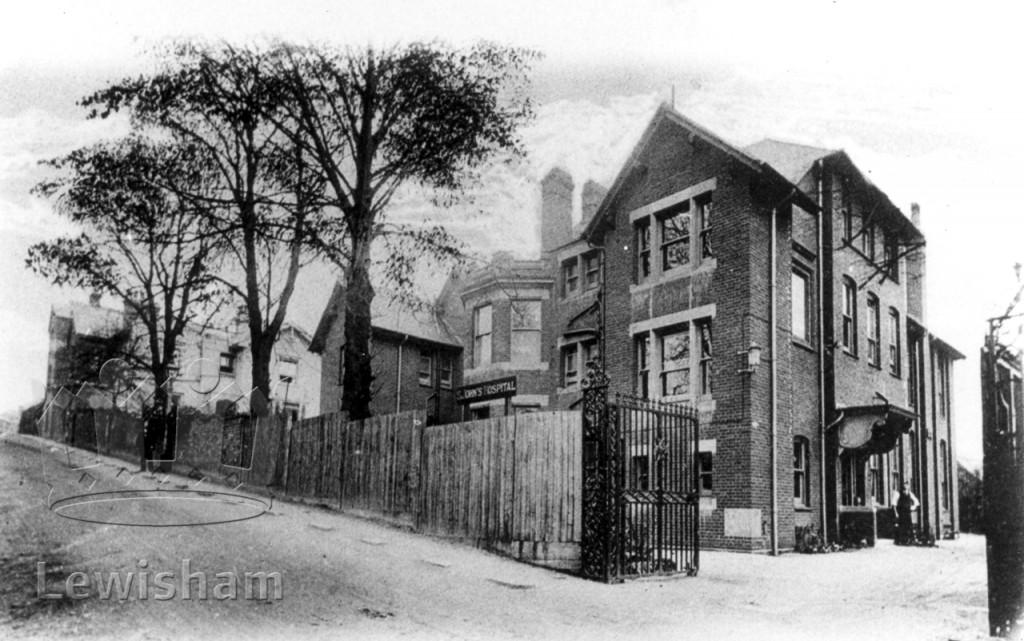 St John's Hospital, Lewisham