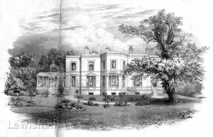 Sale Plan Of Lee House Estate