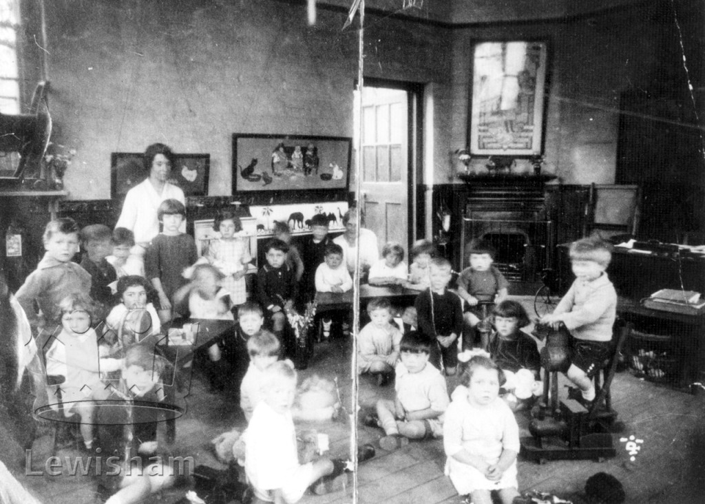 St Mary's School, Infants Class