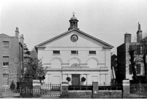 St. German's church before war damage.