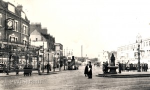 Lewisham Obelisk