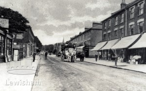 Loampit Hill, Lewisham