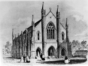 Congregational Church, Independents Road, Blackheath.