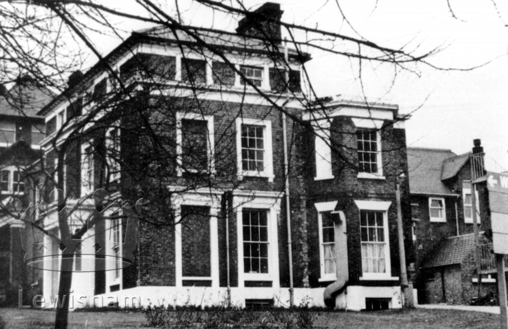St John's Hospital, Lewisham Brandon House