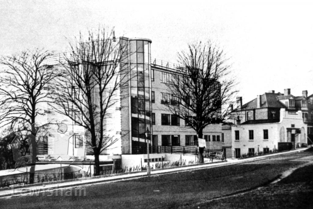 St John's Hospital Nurses' Home, Lewisham Hill