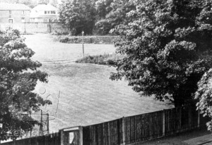 St John's Hospital, Lewisham Garden Grounds