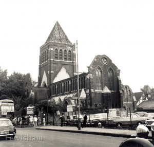 Demolition Of St.Laurence's Church, Catford