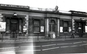 New Cross Station