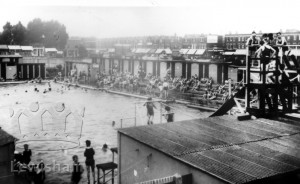 Open air Bath, Bellingham