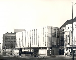 Lewisham Town Hall, Civic Suite Prior To Official Opening