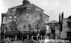 Catford Police Station