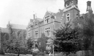 All Saints Orphanage, Granville Park.