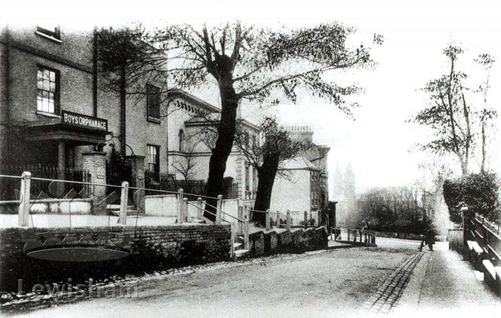 Montagu House, Blackheath, Lewisham