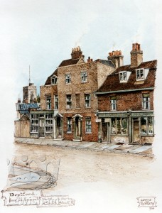 Deptford Church Street