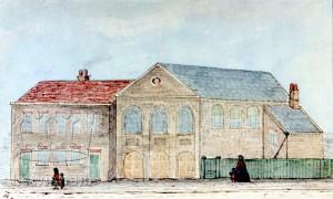 Wesleyan Chapel, Mary Ann's Buildings