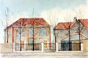 Unitarian Baptist Chapel, Deptford Church Street