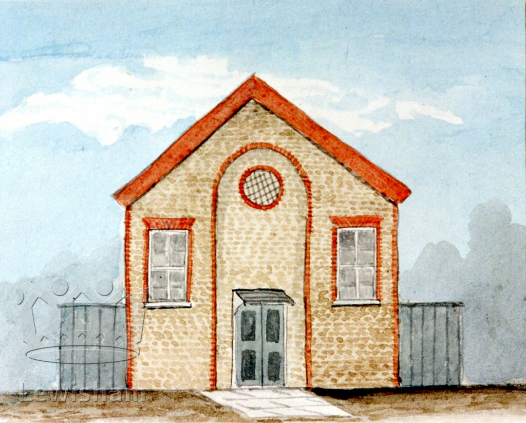 Tanners Hill Chapel, Deptford