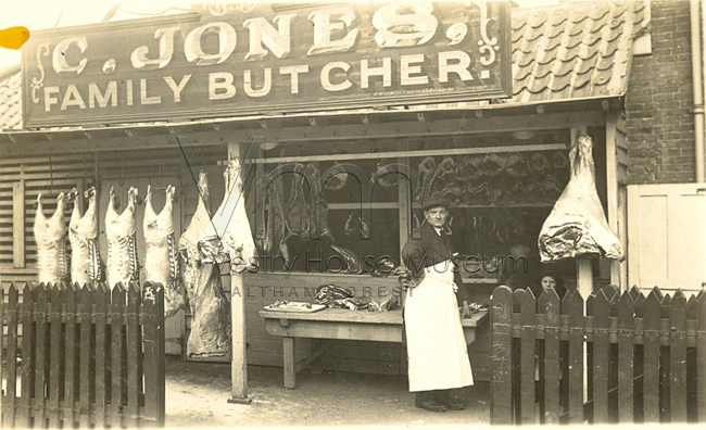 C. Jones Butchers