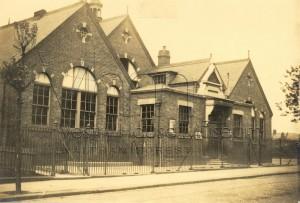 Blackhorse Road Boys School 1911