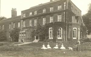 Brentwood Lunatic Asylum