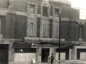 British Restaurant High Road Leyton 1942 3