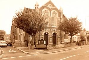 Cann Hall and Harrow Green Baptist